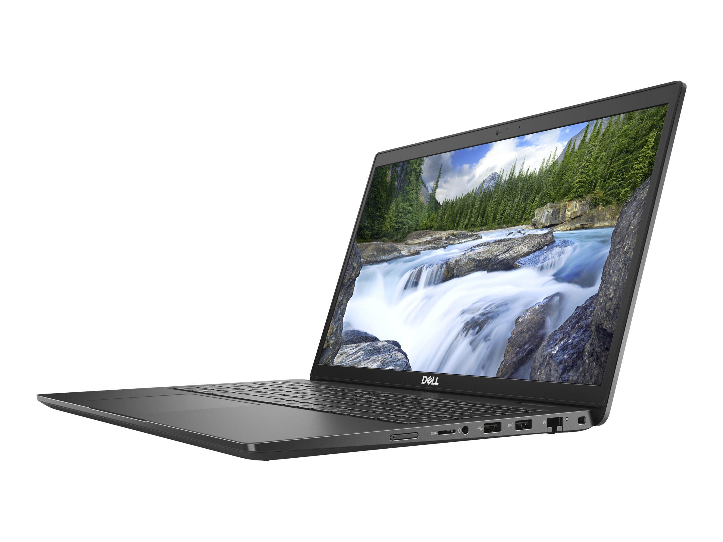 Dell Latitude 3520 - Core i5 1135G7 / 2.4 GHz - Win 10 Pro 64-Bit - 8 GB RAM - 256 GB SSD NVMe - 39.624 cm (15.6