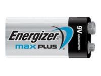 Energizer Max Plus - Batterie 6LR61 - Alkalisch