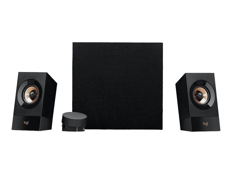 Logitech Z533 - Lautsprechersystem - für PC - 2.1-Kanal - 60 Watt (Gesamt)