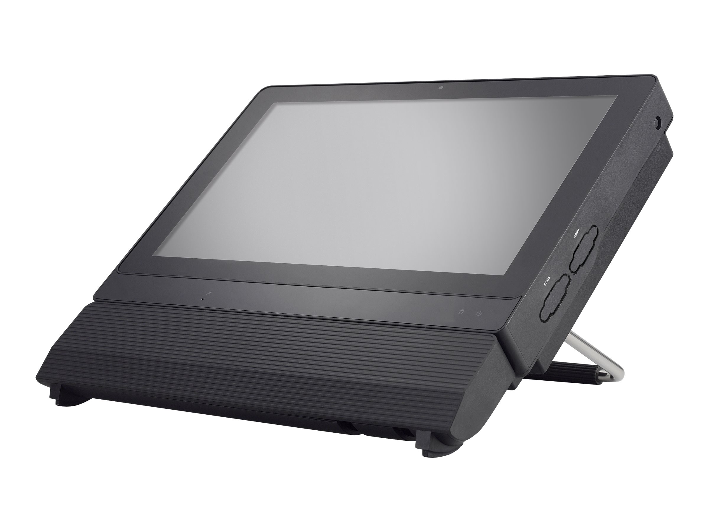 Shuttle XPC P20U - Barebone - All-in-One (Komplettlösung) - 1 x Celeron 3865U / 1.8 GHz ULV - HD Graphics 610 - GigE