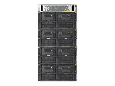 HPE StoreOnce 5250/5650 88 TB Capacity Upgrade Kit - NAS-Server - 15 Schächte - 88 TB - Rack - einbaufähig