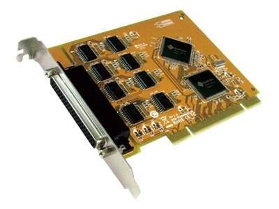 Sunix SER5066A - Serieller Adapter - PCI - RS-232 - 8 Anschlüsse