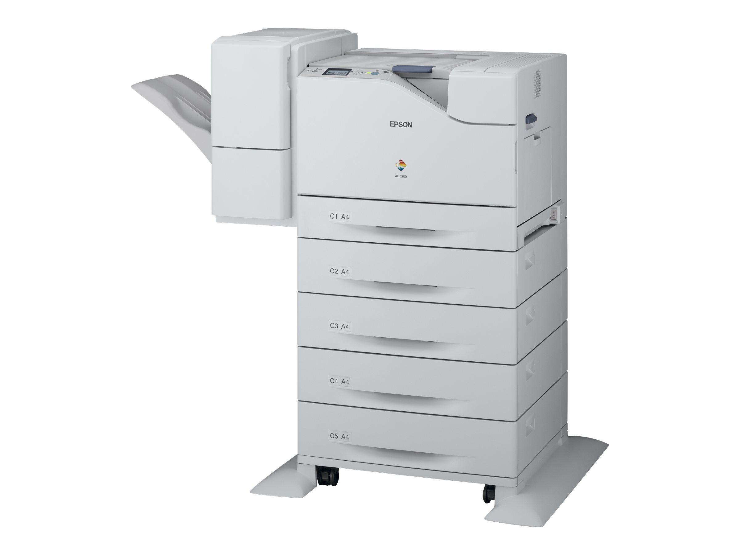 Epson WorkForce AL-C500DXN - Drucker - Farbe - Duplex - Laser - A4/Legal