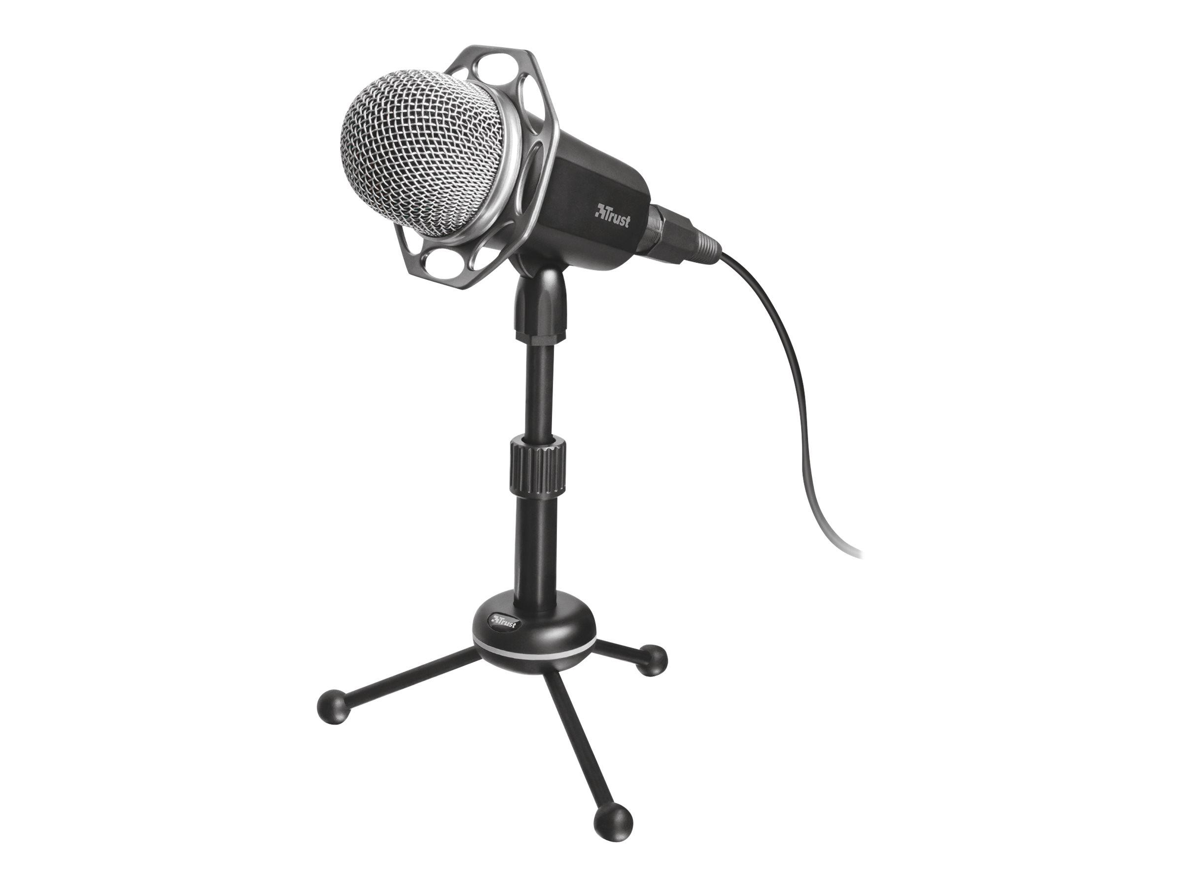 Trust All-round - Mikrofon - USB
