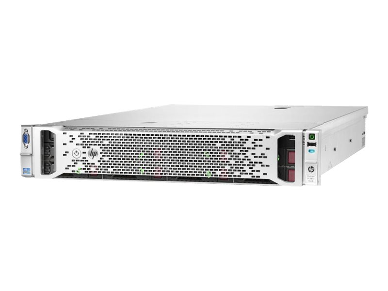HPE ProLiant DL380e Gen8 Base - Server - Rack-Montage - 2U - zweiweg - 1 x Xeon E5-2407 / 2.2 GHz