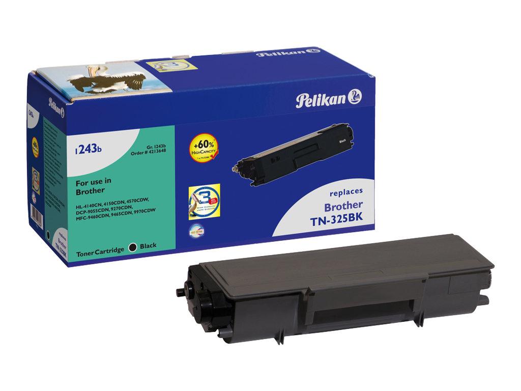 Pelikan - Schwarz - Tonerpatrone - für Brother DCP-9055, DCP-9270, HL-4140, HL-4150, HL-4570, MFC-9460, MFC-9465, MFC-9970