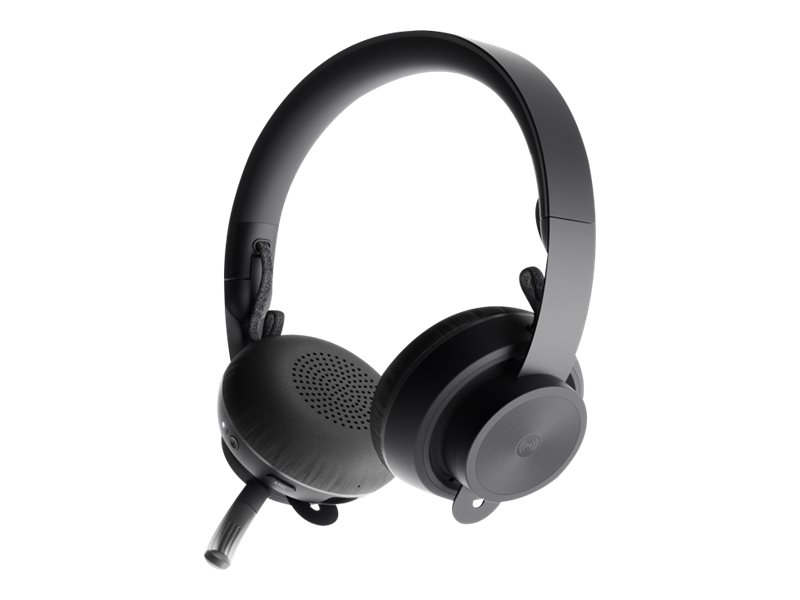 Logitech Zone Wireless Bluetooth - Headset - On-Ear - Bluetooth - kabellos - aktive Rauschunterdrückung