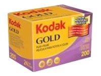 Kodak Gold 200 - Farbnegativfilm - 135 (35 mm) - ISO 200 - 24 Belichtungen