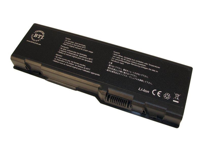 BTI - Laptop-Batterie - 1 x Lithium-Ionen 4800 mAh - für Dell Inspiron 6000, 9200, 9300, 9400, E1705, XPS Gen 2, XPS M170, XPS M