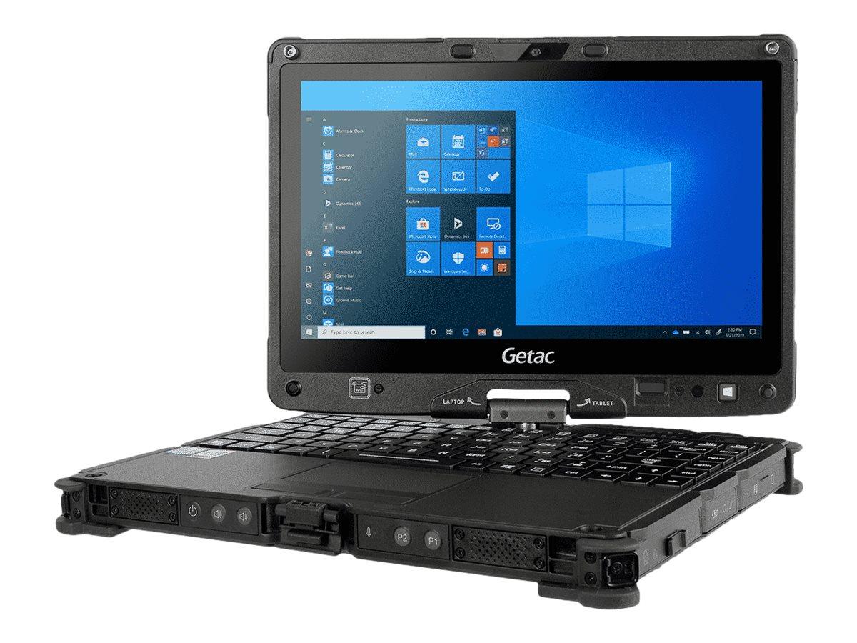 Getac V110 G6 - Robust - Konvertierbar - Core i7 10610U / 1.8 GHz - vPro - Win 10 Pro 64-Bit