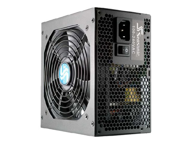 Seasonic S12II-620Bronze - Stromversorgung (intern) - ATX12V - 80 PLUS Bronze - Wechselstrom 100-240 V - 620 Watt