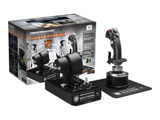 Thrustmaster HOTAS Warthog - Joystick und Gasregler - kabelgebunden - für PC