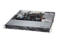 Supermicro SuperServer 5018D-MTRF - Server - Rack-Montage - 1U - 1-Weg - RAM 0 MB