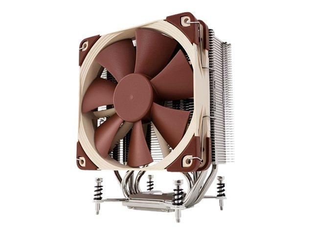 Noctua NH-U12DX i4 - Prozessor-Luftkühler - (für: LGA1366, LGA2011, LGA1356, LGA2011-3) - Aluminium mit nickelbeschichteter Kupf