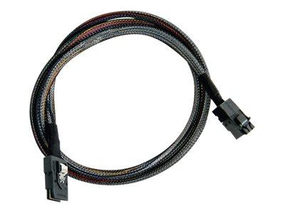 Microsemi Adaptec - Internes SAS-Kabel - SAS 6Gbit/s - 4-Lane - 4x Mini SAS HD (SFF-8643) (M) bis 36 PIN 4iMini MultiLane (M) -