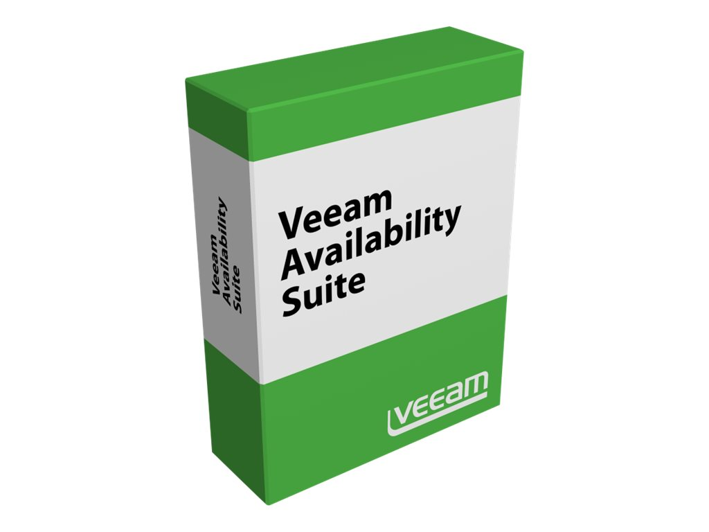 Veeam Availability Suite Standard for VMware - Lizenz - 1 Anschluss - Öffentlicher Sektor
