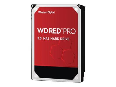 WD Red Pro NAS Hard Drive WD141KFGX - Festplatte - 14 TB - intern - 3.5