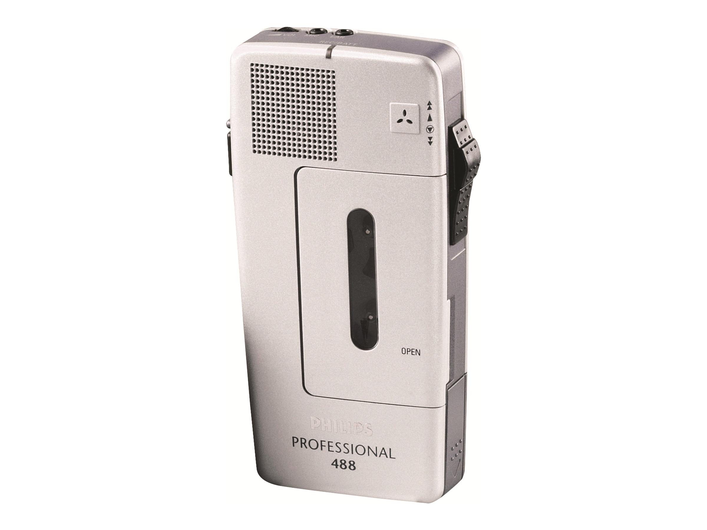 Philips Pocket Memo 488 - Minikassetten-Diktiergerät
