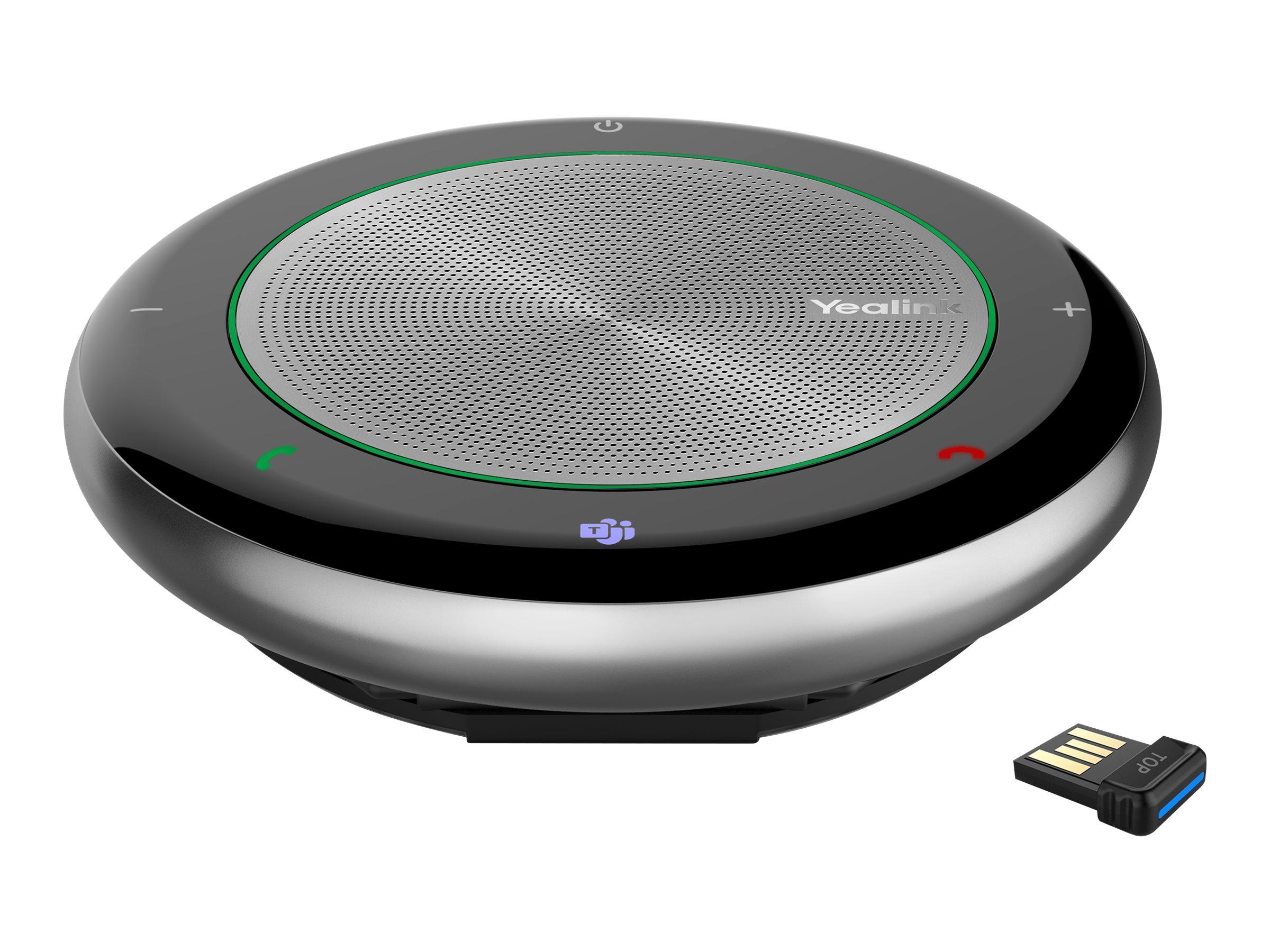 Yealink CP700 - Teams Edition mit BT50 - Freisprechsystem - Bluetooth - kabellos - USB