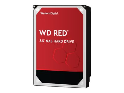 WD Red NAS Hard Drive WD20EFAX - Festplatte - 2 TB - intern - 3.5
