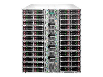 HPE Apollo k6000 - Rack - einbaufähig - 12U - bis zu 24 Blades - ohne Netzteil