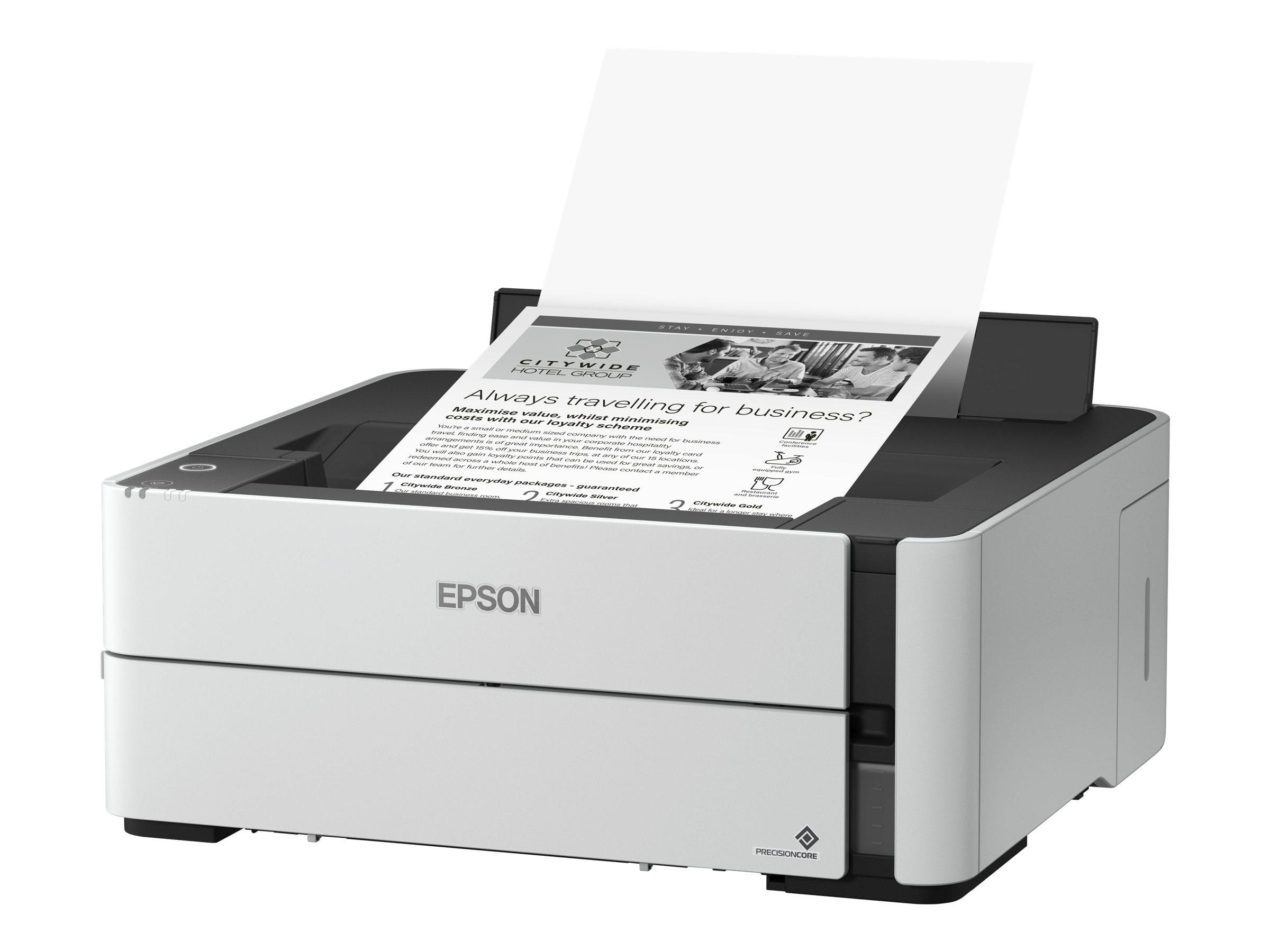 Epson EcoTank ET-M1170 - Drucker - monochrom - Duplex - Tintenstrahl - A4/Legal