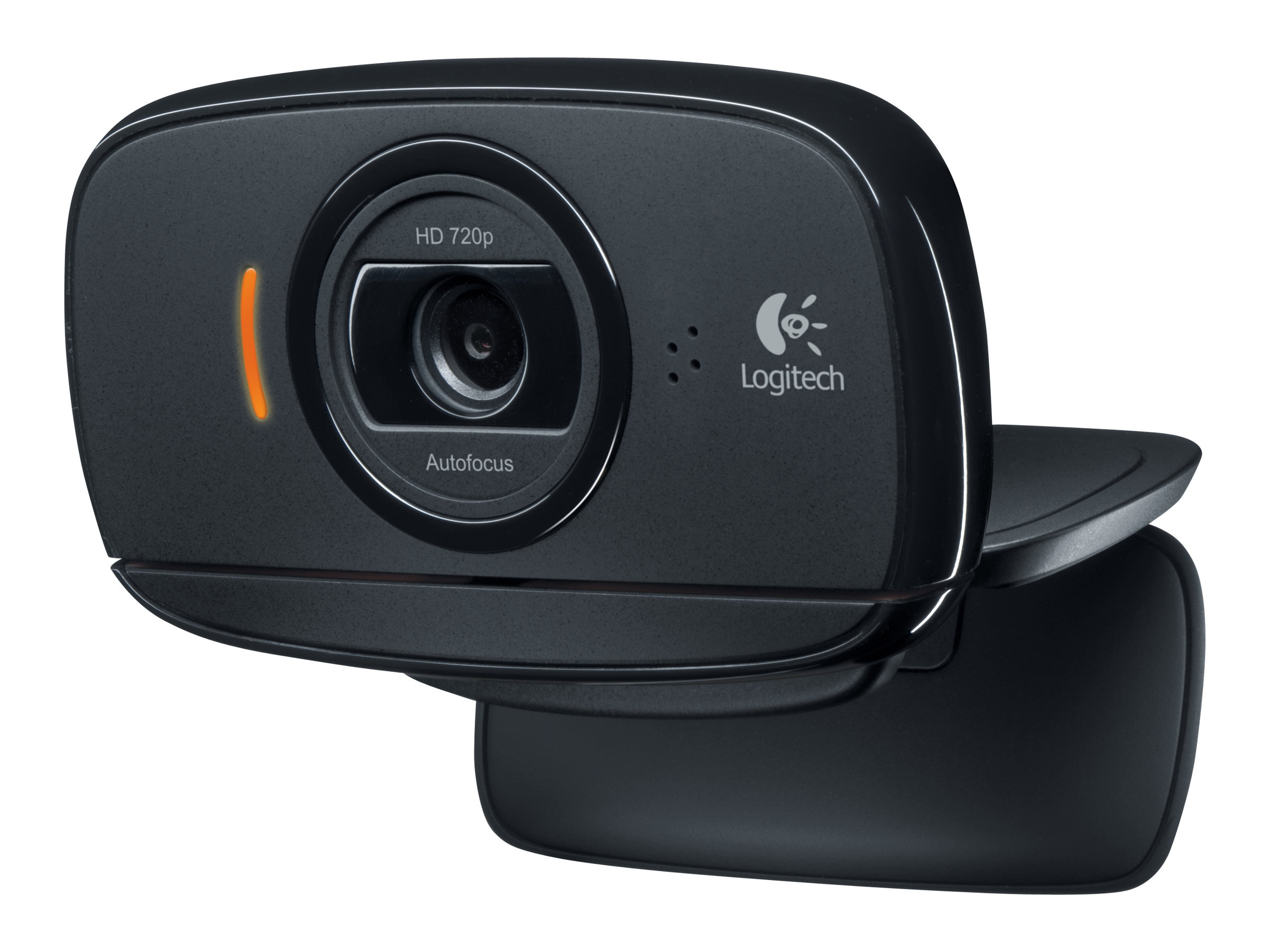 Logitech HD Webcam B525 - Web-Kamera - Farbe - 1280 x 720 - Audio - USB 2.0