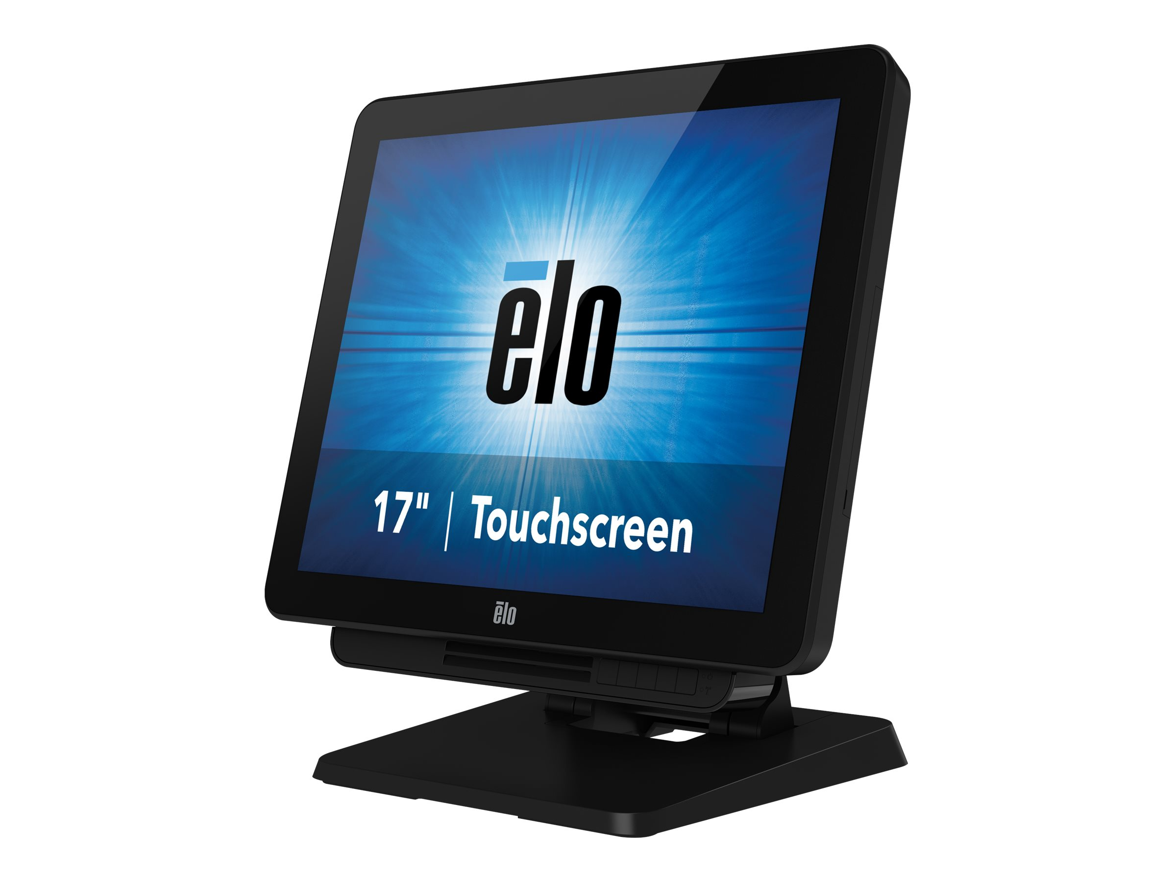 Elo X-Series Touchcomputer ESY17X2 - All-in-One (Komplettlösung) - 1 x Celeron N3450 - RAM 4 GB - SSD 128 GB - HD Graphics