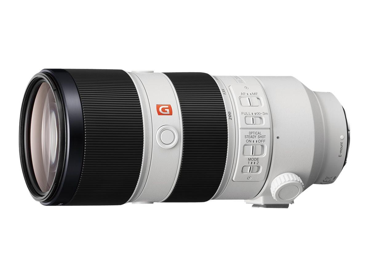 Sony SEL70200GM - Telezoomobjektiv - 70 mm - 200 mm - f/2.8 GM OSS - Sony E-mount
