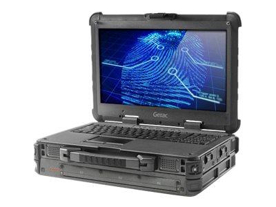 Getac X500 G3 Server - Xeon E3-1505MV6 / 3 GHz - Windows Server 2016 - 64 GB RAM - 500 GB HDD - 39.6 cm (15.6