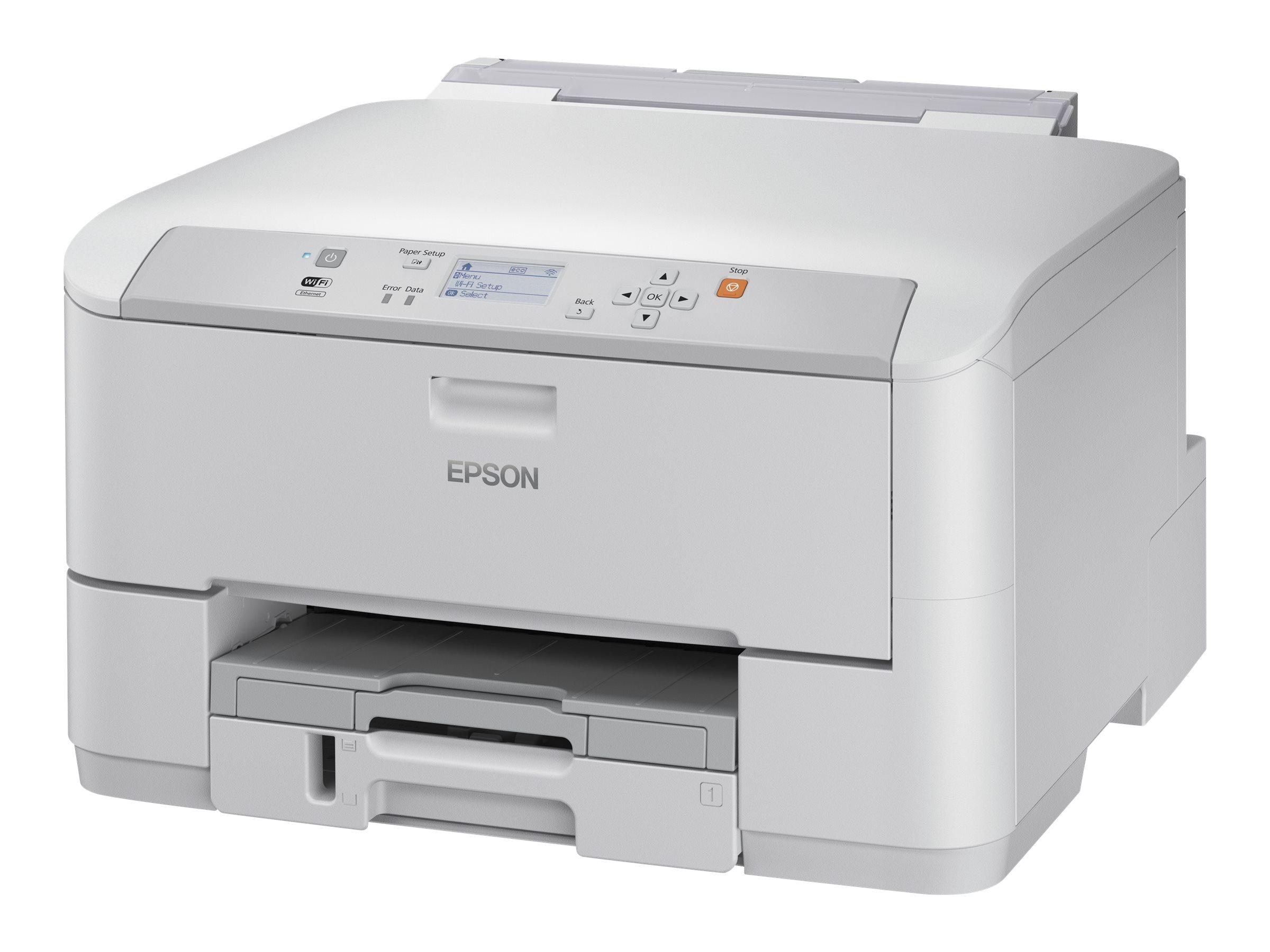 Epson WorkForce Pro WF-5110DW - Drucker - Farbe - Duplex - Tintenstrahl - A4/Legal