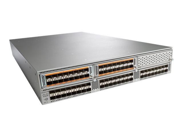 Cisco Nexus 5596UP Storage Solutions Bundle - Switch - managed - 48 x SFP+ - an Rack montierbar - mit 8x Cisco MDS 9000 Family 2