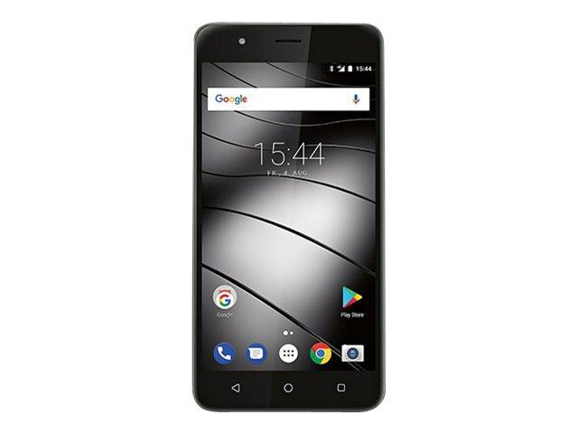 Gigaset GS270 plus - Smartphone - Dual-SIM - 4G LTE - 32 GB - microSDXC slot