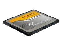 Delock - Flash-Speicherkarte - 1 GB - CompactFlash - für P/N: 91638