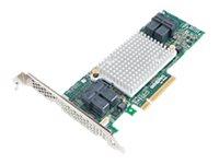 Microsemi Adaptec HBA 1000 16i - Speicher-Controller - 16 Sender/Kanal - SATA / SAS 12Gb/s Low-Profile - 12 Gbit/s - PCIe 3.0 x8