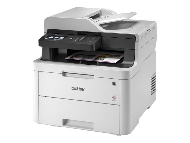 Brother MFC-L3710CW - Multifunktionsdrucker - Farbe - LED - Legal (216 x 356 mm) (Original) - A4/Legal (Medien)