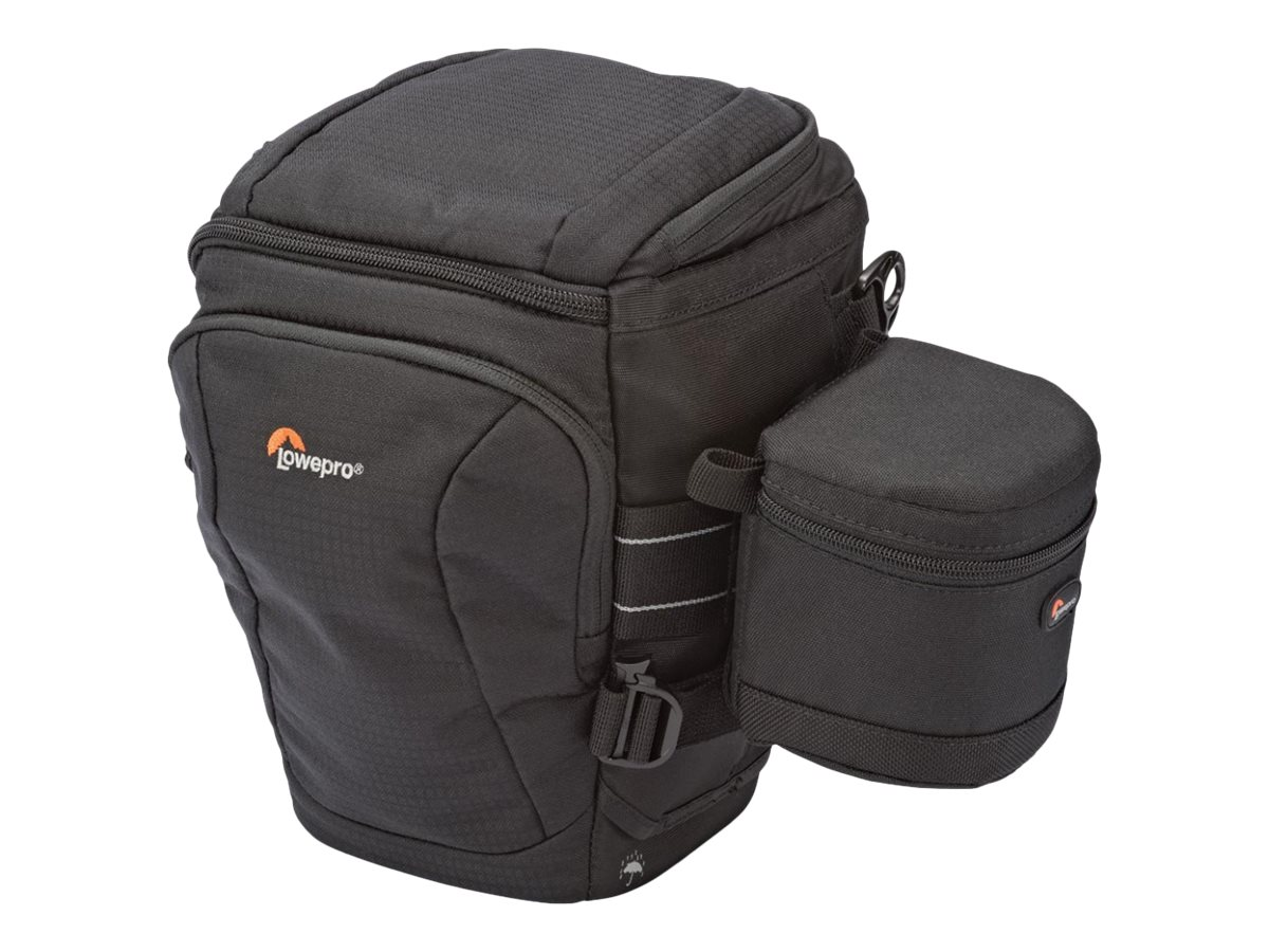 Lowepro Toploader Pro AW 70 II - Schultertasche für Digitalkamera mit Objektiven - 630D-Nylon, 420D Nylon - Schwarz