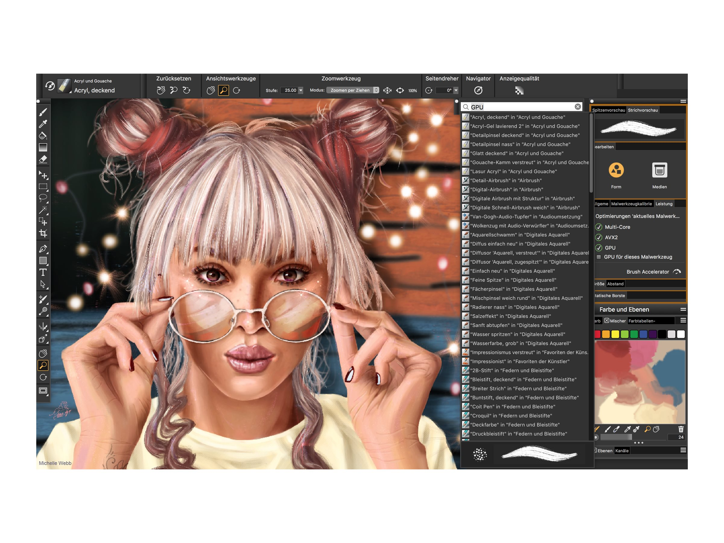 Corel Painter 2020 - Upgrade-Lizenz - 1 Benutzer - Download - ESD - Win, Mac