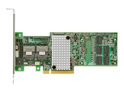 Lenovo ServeRAID M5110 - Speichercontroller (RAID) - 8 Sender/Kanal - SATA 6Gb/s / SAS 6Gb/s Low-Profile - 6 Gbit/s - RAID 0, 1,