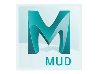 Autodesk Mudbox - Subscription Renewal (3 Jahre) - 1 Platz - kommerziell - Single-user, von Wartung geschaltet - Linux, Win, Mac