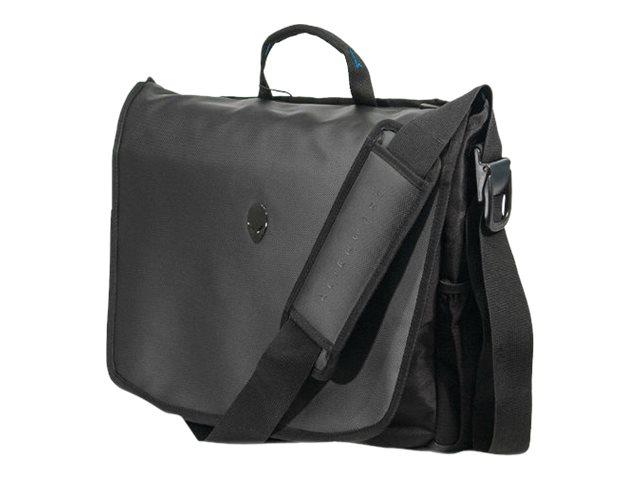 Alienware Vindicator Messenger Bag V2.0 - Notebook-Tasche - 43.2 cm (17