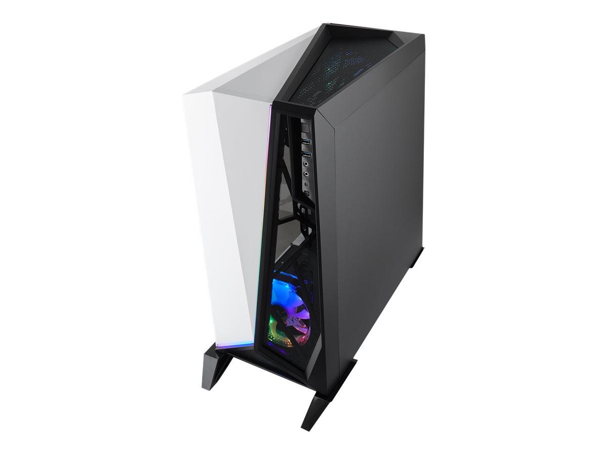 CORSAIR Carbide Series SPEC-OMEGA - Tower - ATX - ohne Netzteil (ATX) - weiss - USB/Audio