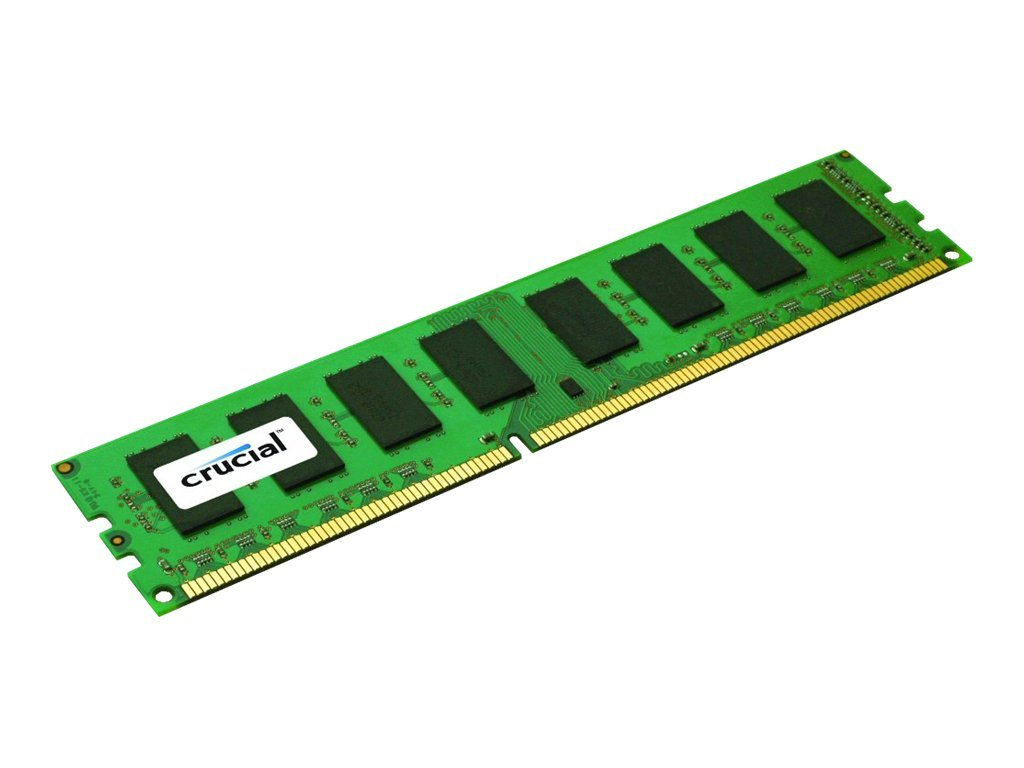 Crucial - DDR3 - 8 GB - DIMM 240-PIN - 1600 MHz / PC3-12800 - ungepuffert