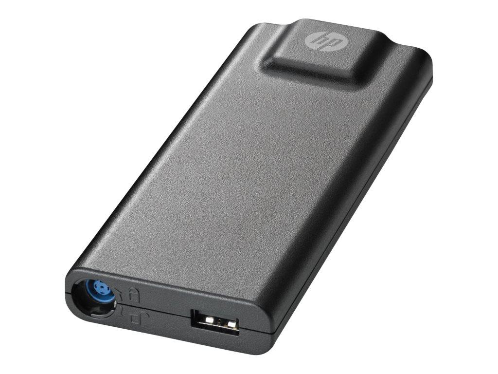 HP Slim - Netzteil - Wechselstrom 100-240 V - 90 Watt - Europa - für EliteBook 87XX; ENVY dv6, dv7; ENVY Pro; Mini 100; Pavilion