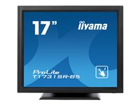 iiyama ProLite T1731SR-B5 - LED-Monitor - 43 cm (17