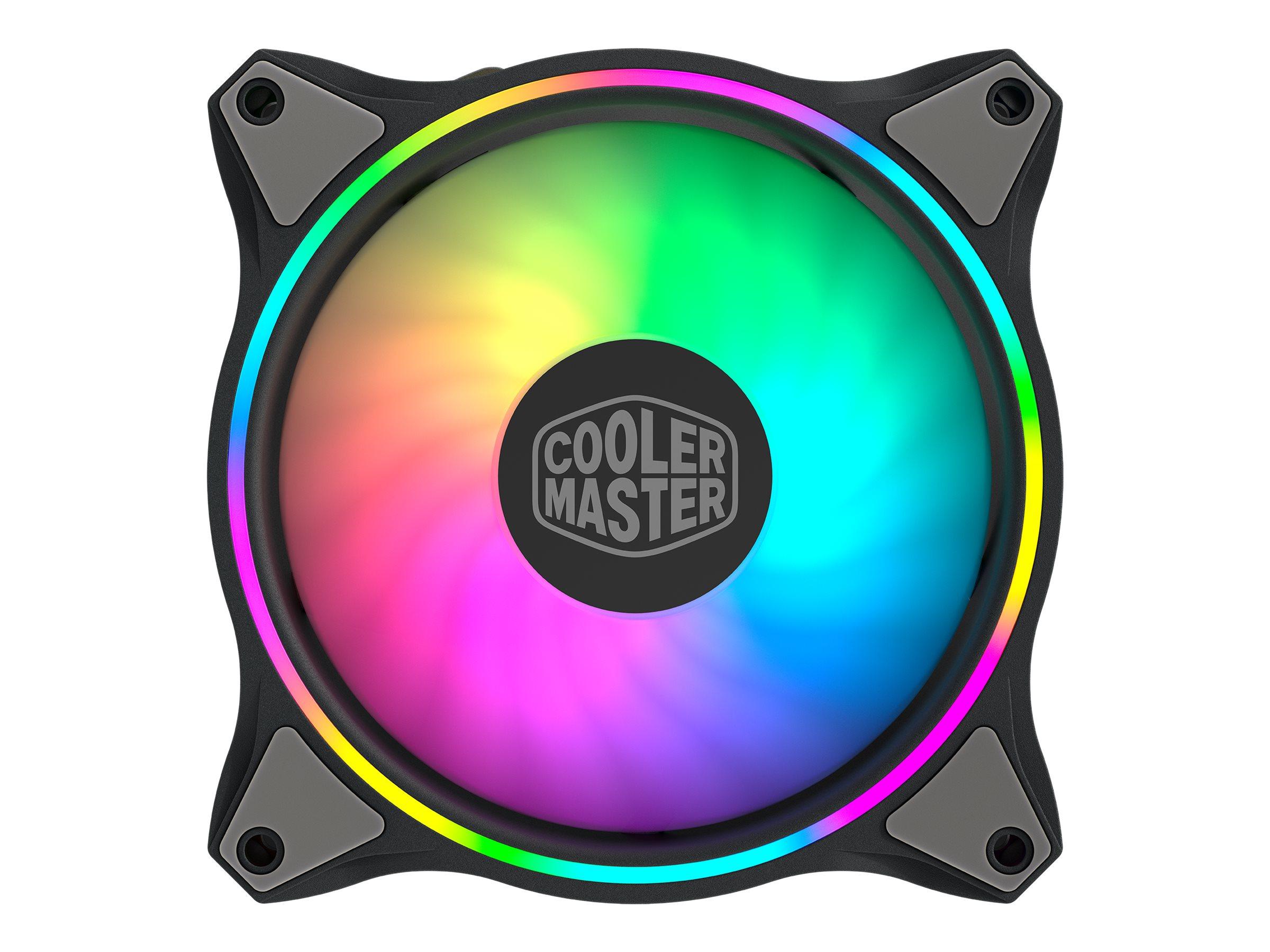 Cooler Master MasterFan MF120 HALO - Gehäuselüfter - 120 mm