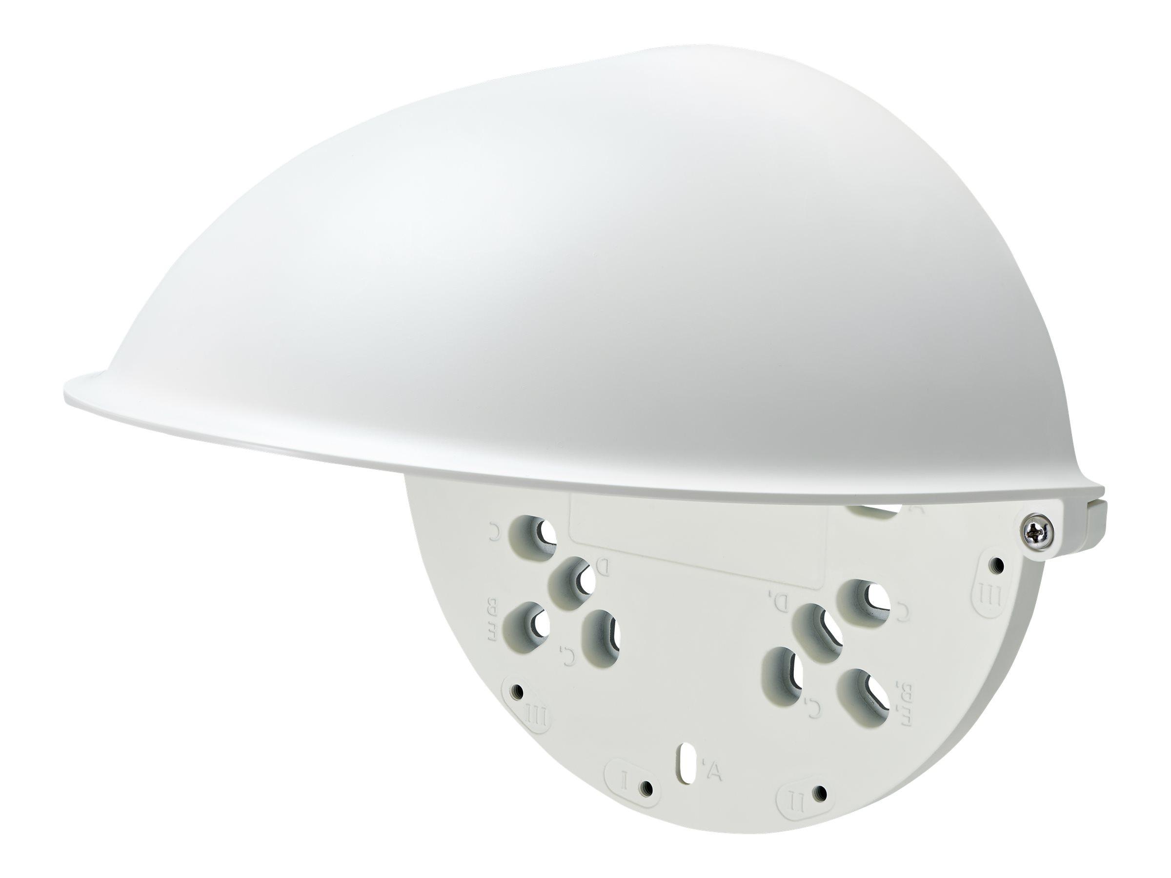 Samsung Wisenet SBV-160WC - Kamera-Wetterschutzabdeckung - Elfenbein - für WiseNet SNV-8081; WiseNet III SNV-5084, 6084, 7084; W