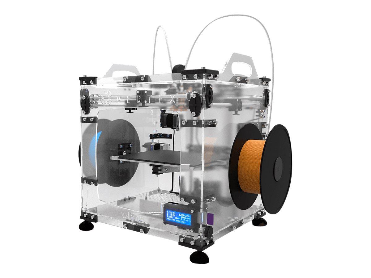 Velleman Vertex - 3D-Drucker - FFF - max. Baugrösse 200 x 190 x 180 mm - Schicht: 0.05 mm - USB 2.0