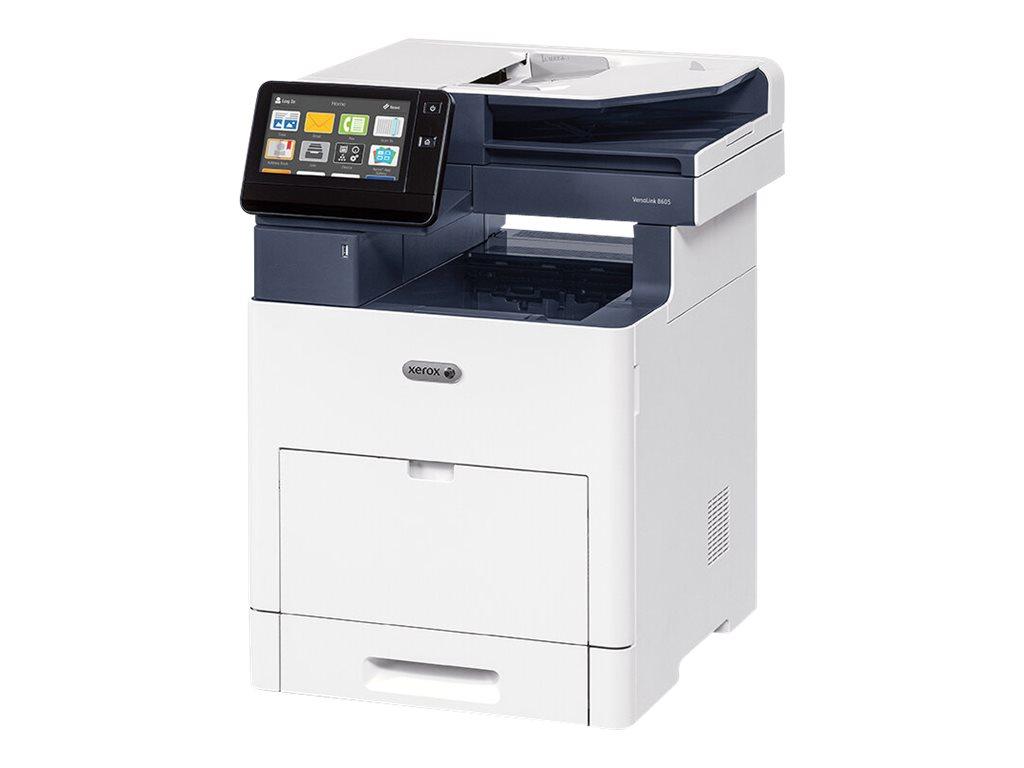 Xerox VersaLink B605V_S - Multifunktionsdrucker - s/w - LED - Legal (216 x 356 mm) (Original) - A4/Legal (Medien)