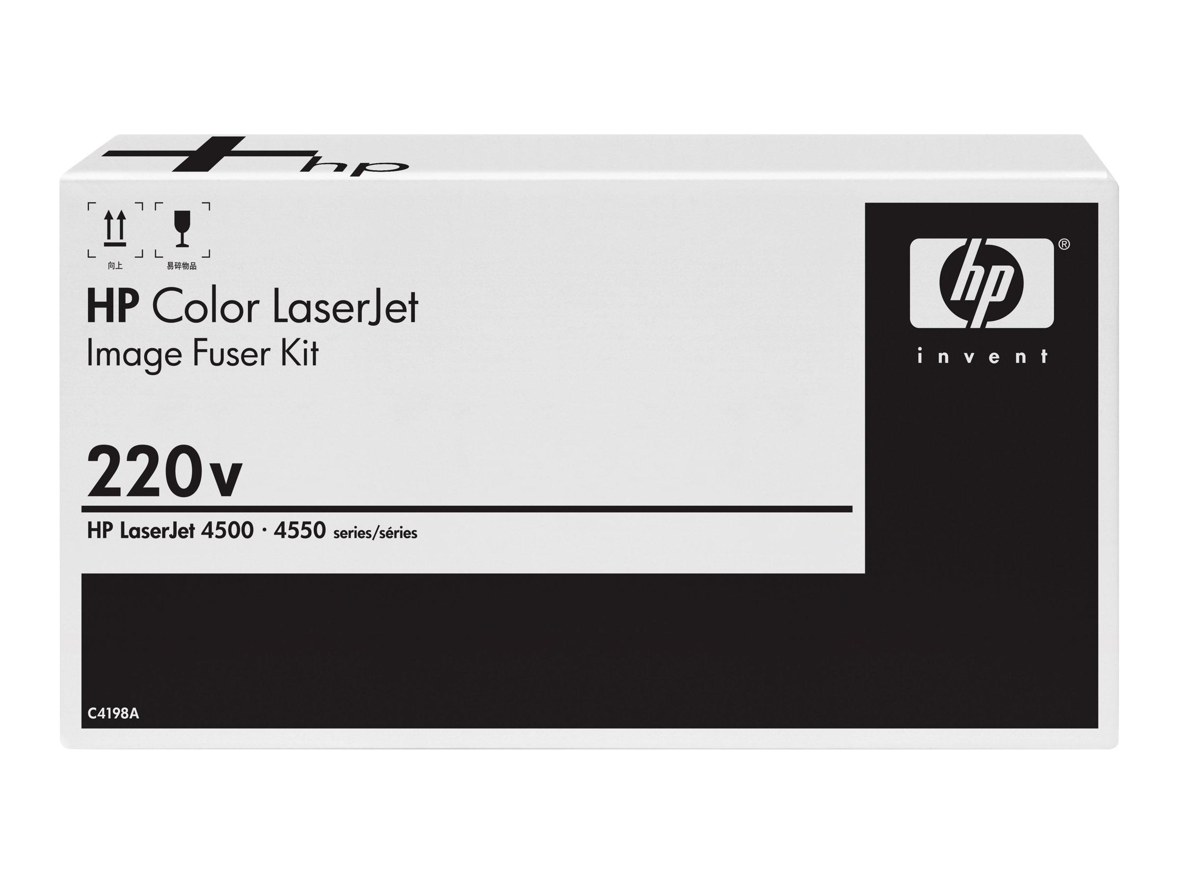 HP - Kit für Fixiereinheit - für Color LaserJet 4500, 4500dn, 4500n, 4550, 4550DN, 4550HDN, 4550N